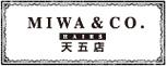 MIWA & Co. 天神橋